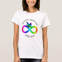 Autistic Pride Day June 18th Awareness Shirt
