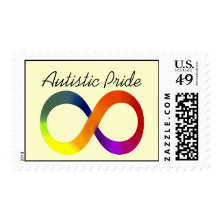 Autistic Pride Stamp