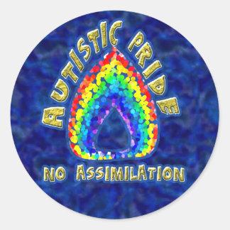 Autistic Pride Stickers