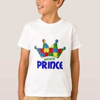 Autistic Prince 1 AUTISM T-Shirt