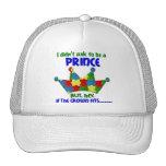 Autistic Prince 2 AUTISM Hat