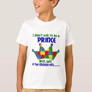 Autistic Prince 2 AUTISM T-Shirt