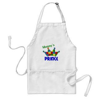 Autistic Prince 3 AUTISM T-Shirts & Apparel Adult Apron