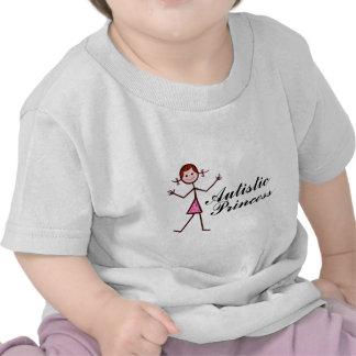 Autistic Princess (Girl) Tees