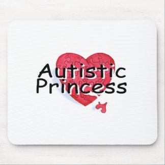 Autistic Princess Mouse Pad