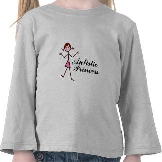 Autistic Princess T Shirt
