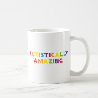 Autistically Amazing Coffee Mug
