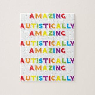 Autistically Amazing Jigsaw Puzzle