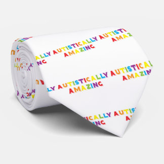 Autistically Amazing Neck Tie