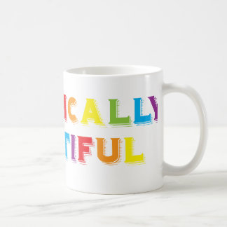 Autistically Beautiful Coffee Mug