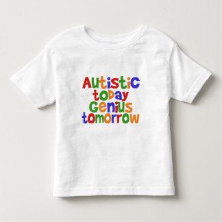 Autístico hoy tshirts