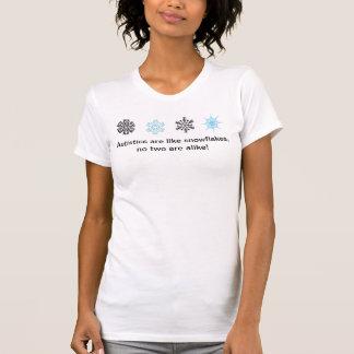 Autistics and Snowflakes Shirt