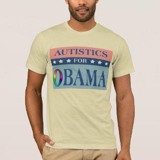 Autistics for Obama 2 Shirts