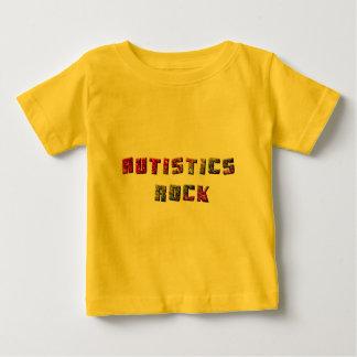 Autistics Rock Infant T-Shirts