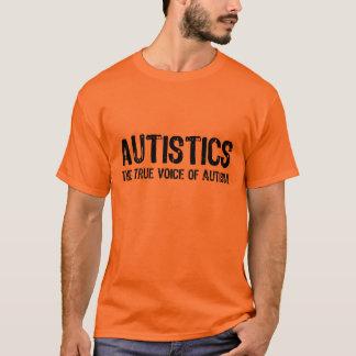 Autistics: True Voice of Autism T-Shirt