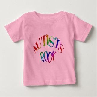 Autists Rock Infant T-Shirts