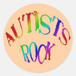 Autists Rock Stickers
