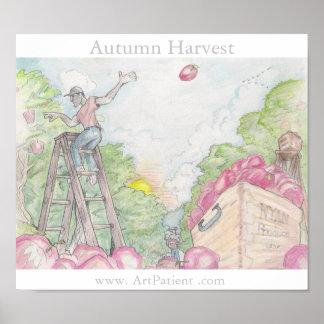 Autmn Harvest Print
