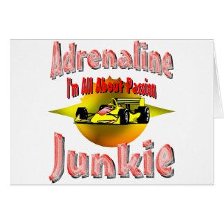 Auto Adrenaline Card