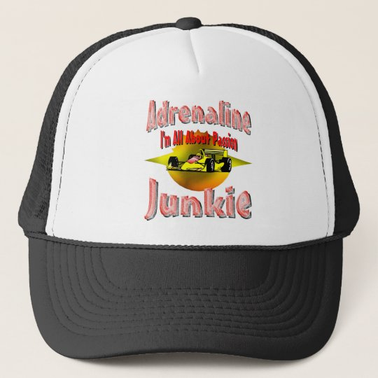 Auto Adrenaline Trucker Hat