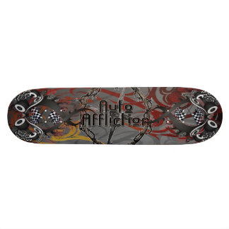 Auto Affliction Skateboard