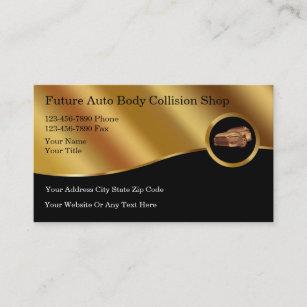 Auto body business cards zazzle auto body collision business cards colourmoves