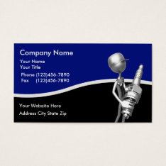Auto Business Cards at Zazzle