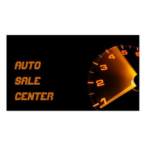 Auto car dealer body shop business card zazzle for Bodyshop business cards