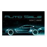 auto, car, dealer, body, shop, business, card,