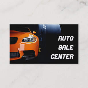 Auto body shop business cards zazzle auto car dealer body shop business card reheart Image collections