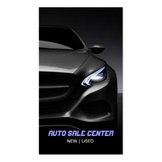 Auto Car Dealer Business Card