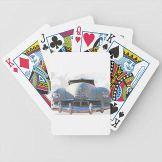 Auto clásico de Kaiser Baraja Cartas De Poker