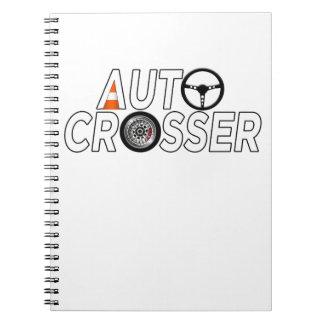 Auto Crosser Notebooks