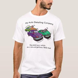 Auto Detailer Company T-Shirt