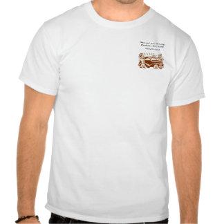 Auto Detailiing del diamante Camiseta
