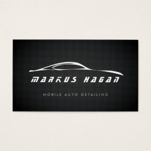 Auto detailing business cards templates zazzle auto detailing auto repair business card colourmoves Images