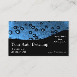 Auto detailing business cards zazzle auto detailing business card colourmoves