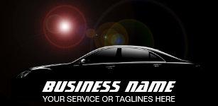 auto detailing professional automotive car business card - Car Detailing Business Cards