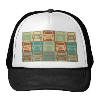 Auto Glass Pop Art Hat