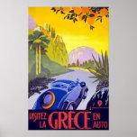 Auto Grecia del En de Grece del La de Visitez Impresiones