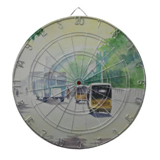 Auto - Indian Taxi Dart Board