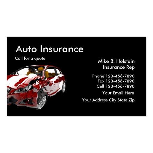 Auto Insurance Busin