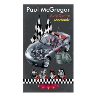 Auto It centers/Mechanic Business Card
