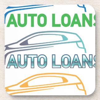 Auto Loan Coaster