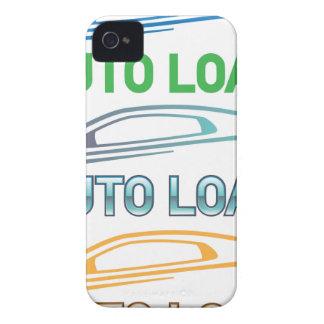 Auto Loan iPhone 4 Case-Mate Case