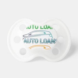 Auto Loan Pacifier
