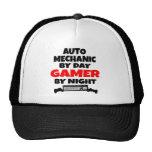 Auto Mechanic Gamer Trucker Hat