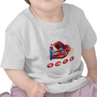 Auto mechanic tshirt