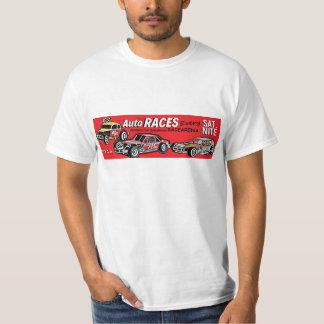 Auto Races Danbury Fair Speedways Racearena SNYRA T-Shirt