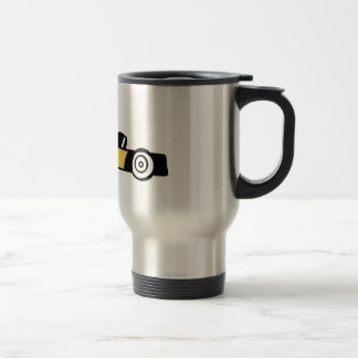 Auto Racing, Car Racing Travel Mug